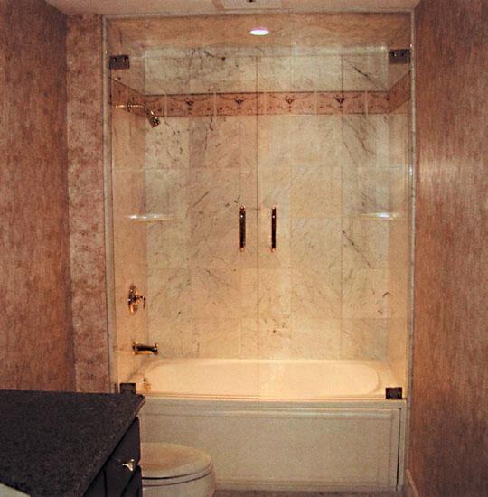 French Doors Your Shower Door