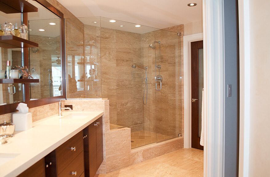 frameless tips shower bethel for glass gallery click door